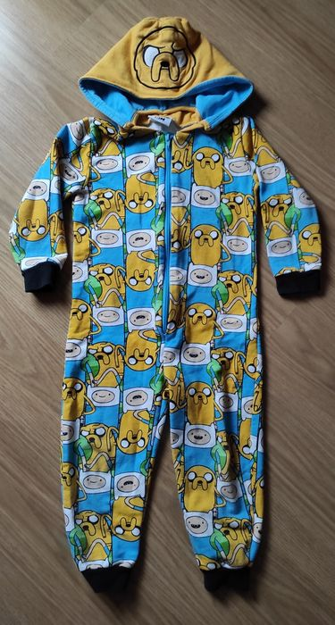 Pajac piżama Adventure Tomek 104 Pruszków - image 1