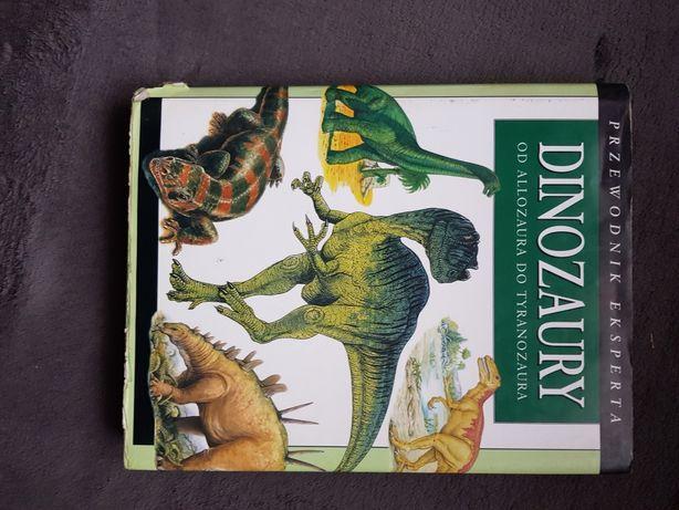 Książki o dinozaurach