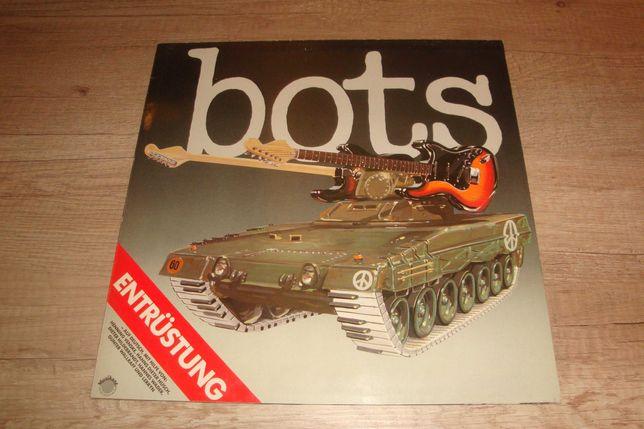Bots - Entrustung LP vinyl winyl