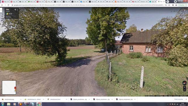 Dom 75m2  w urokliwej okolicy w Włodzimierzu (/z pom. gosp. 200m2)