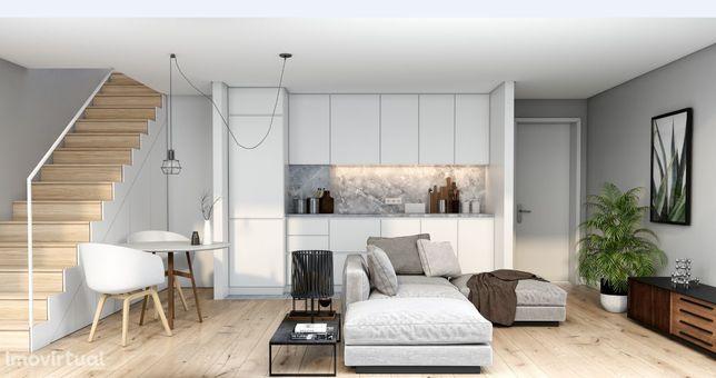 Apartamento t1 Duplex Junto à Av. da República - Gaia