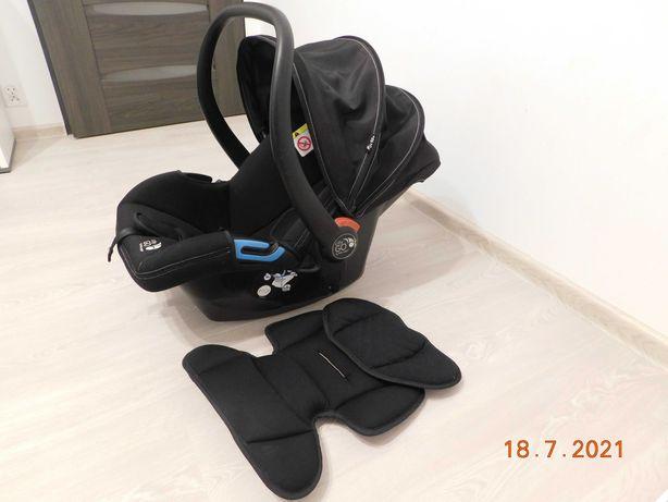 Fotelik samochodowy Baby Jogger City Go 0-13 z bazą isofix