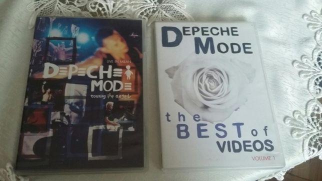 Dwie ciekawe płyty Depeche Mode