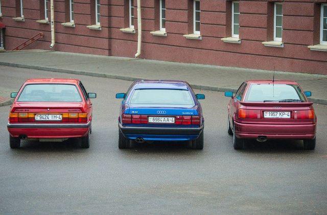 Выкуплю Audi любой модели в любом состоянии в разборку