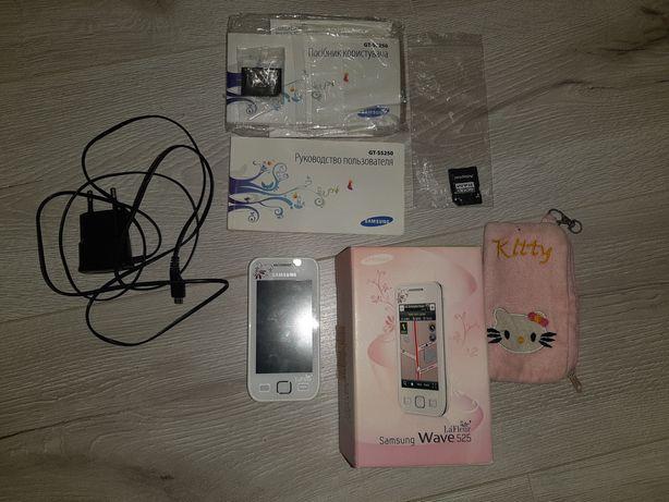 Продам сенсорный телефон Samsung Wave 525 La'Fleur