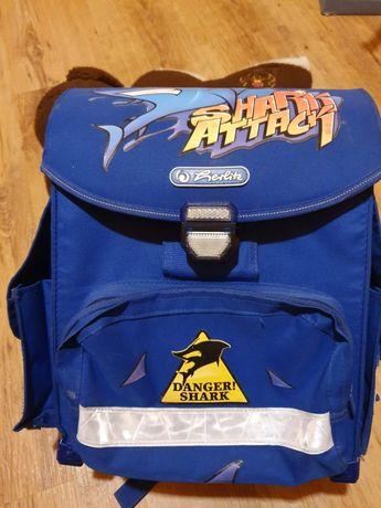 Tornister szkolny Herlitz Smart Shark Attack