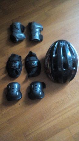 Продам защиту и шлем