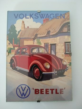 Quadro do Volkswagen Beetle