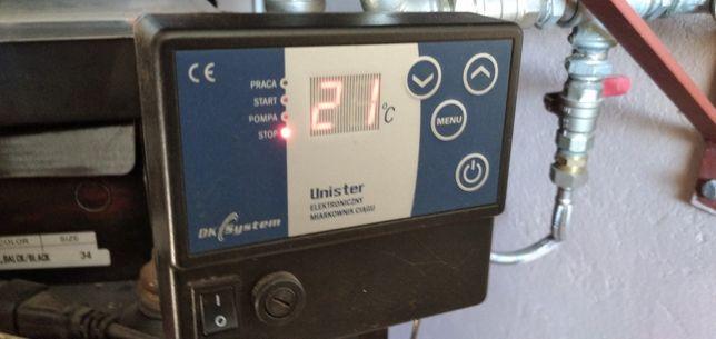 Unister DK System elektroniczny miarkownik ciągu