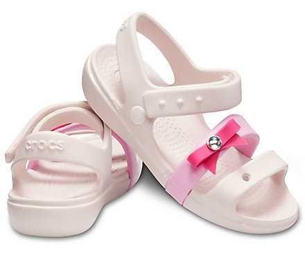 Босоножки для девочки  крокс Crocs Kids Keeley Charm Sandal с8