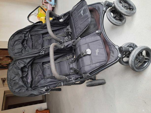Wózek blizniaczy valco baby snap duo