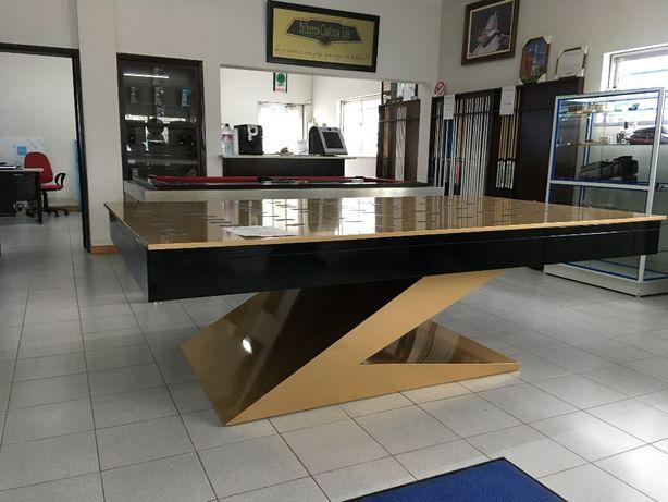 Bilhar/Mesa de Bilhar - Visite a nossa fábrica