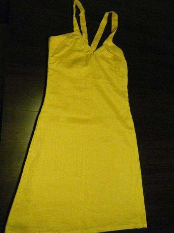 Sukienka żółta RESERVED rozm.S