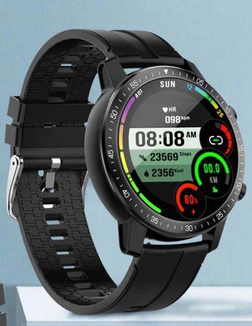 Smartwatch 2021 BF100 Monitor Tętna, Puls, Wodoodporny, Bateria 15 dni