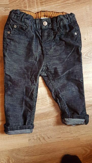 Spodnie dla chłopca rozm.80