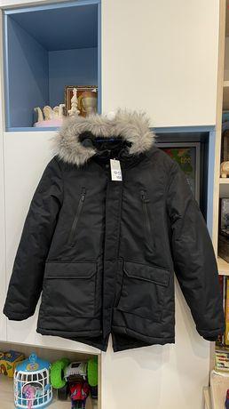 Куртка/парка на мальчикам  Primark 12-13лет (158см)