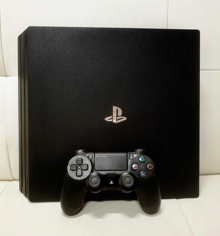 GameZone | Konsola PlayStation 4 PS4 Pro + PAD V2 + Gry + Gwarancja!