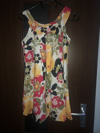 Wzorzysta sukienka Miss Posh