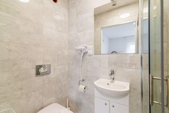 Pokój z łazienką na wyłączność