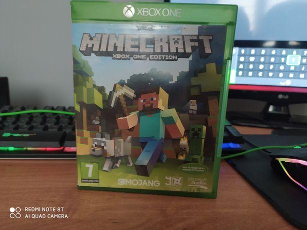 Sprzedam Minecraft Xbox One Edition