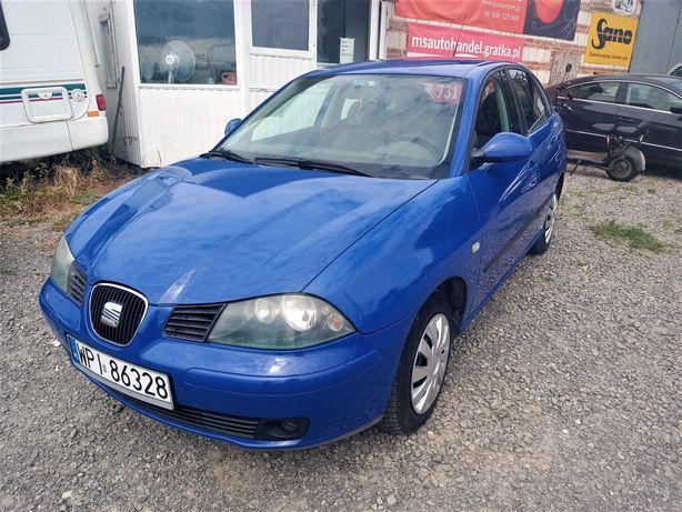 SEAT Ibiza IV 1.4 16V MPI - klimatyzacja, auto bez wkładu finansowego.