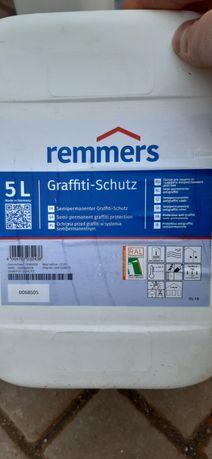 Remmers graffiti Schutz