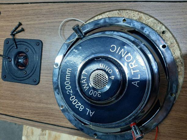 Głośniki 300W - 2 sztuki