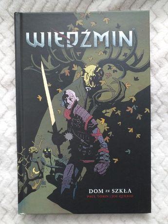 Wiedźmin: Dom Ze Szkła, komiks