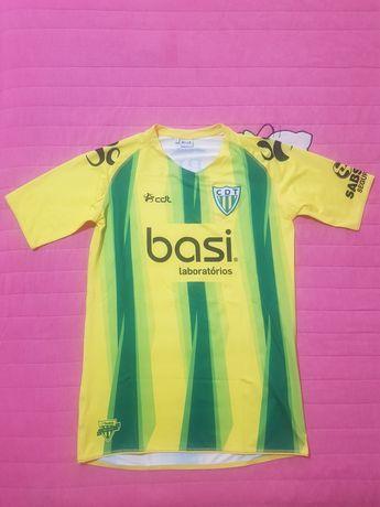 Camisola Tondela Epoca 2017/2018