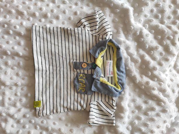 Bluzeczka polo cocodrillo
