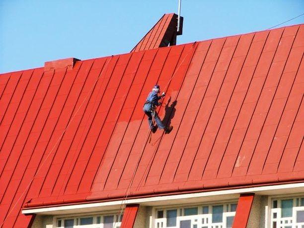 Malowanie Dachu/Dachów ~ Zapisy Na Wiosnę