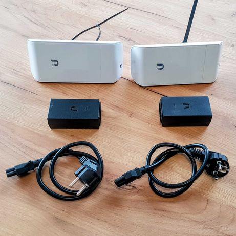 Ubiquiti airMAX LocoM2 sieć, internet na odległość