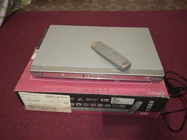 Продам DVD-проигрыватель Sharp на зап.части.