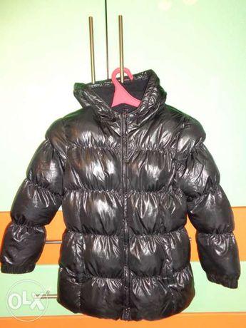 Зимняя курточка YD на 10-11 лет, 146р.