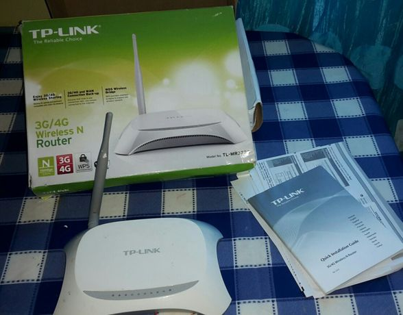Router wireless 3G/4G TP-Link