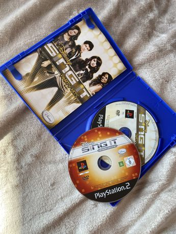 Para cantar (karaoke) play 2 ofereço o 2.º CD