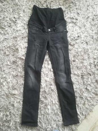 Spodnie spódnica ciążowe hm esmara 36