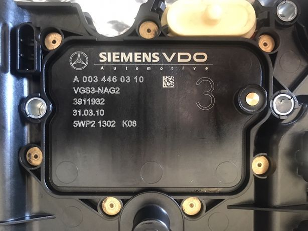 Плата АКПП Mercedes