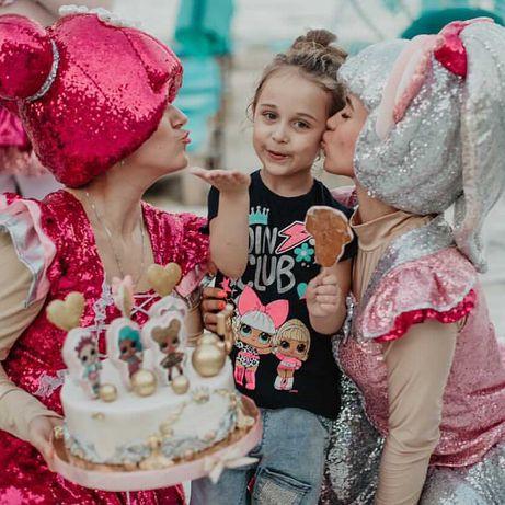 Аниматоры, детский праздник Одесса, день рожденье
