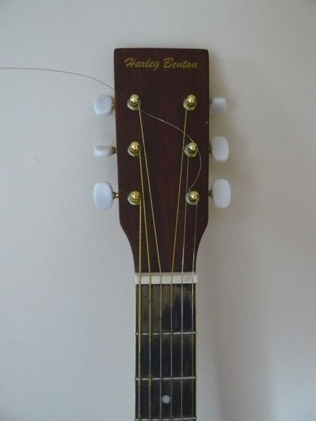 Książka do nauki gry na gitarze - chwyty gitarowe