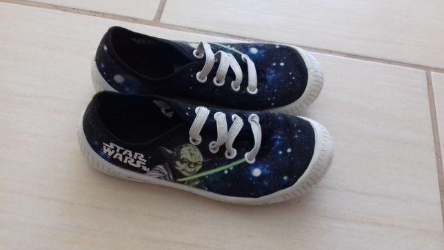 Trampki buciki 32 Star Wars