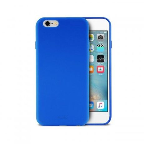 Capa puro ícon azul nova iPhone 6/6S