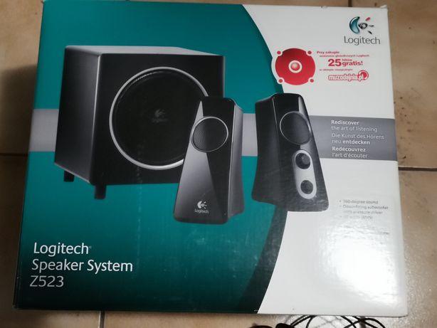 Głośniki komputerowe Logitech z523