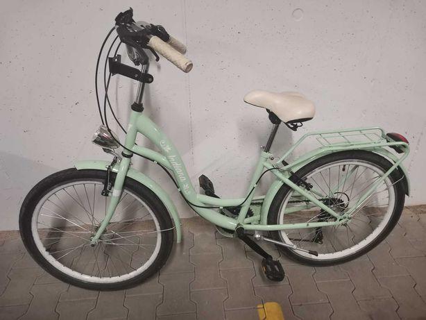 Sprzedam rower  miejski 24 cale