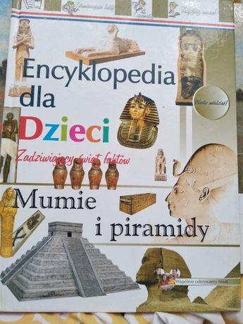 Encyklopedia dla dzieci. Zadziwiający świat faktów.