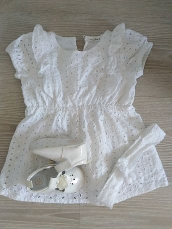 Sukienka azurkowa