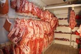 Холодильна камера охолодження м'яса м'ясних виробів  Коростишів//