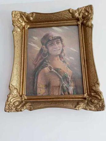 Sprzedam Wyróżniający się obraz Cyganki