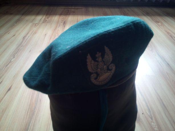 Butelkowy beret WP (rozmiar 58).