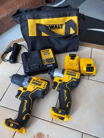 Набор бесщеточных шуруповертов DEWALT DCK221F2 XTREME 12V MAX